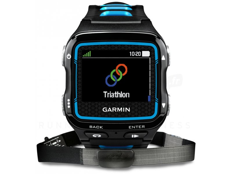 garmin pack forerunner 920xt hrm3 pas cher electronique running cardio gps en promo. Black Bedroom Furniture Sets. Home Design Ideas