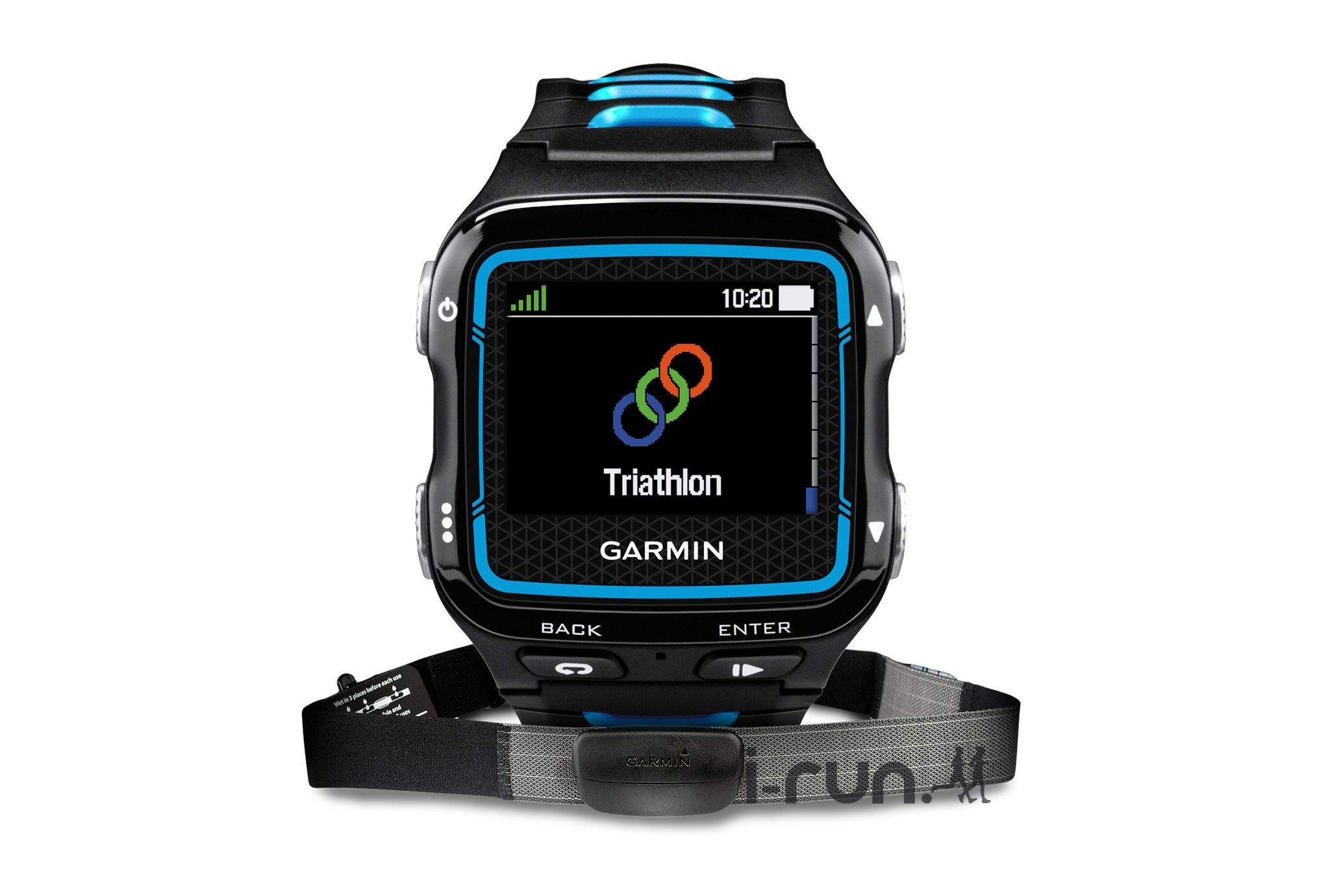 Garmin Pack Forerunner 920XT HRM3 Cardio-Gps