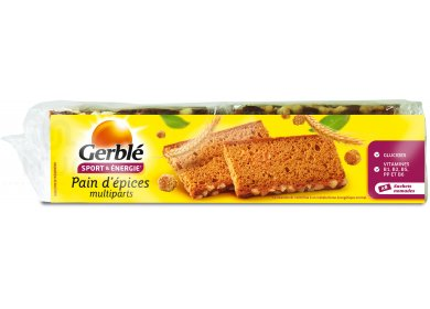 Gerblé Pain d'épices multiparts