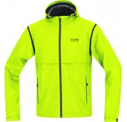 Gore Running Wear Essential AS ZIP OFF Windstopper Jacket M