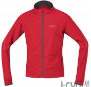 Gore Running Wear Sweat capuche zippé Essential L/S M
