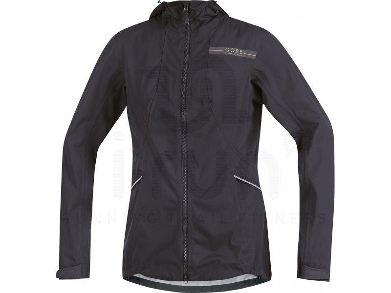 gore running wear veste air gore tex active w v tements femme running vestes coupes vent. Black Bedroom Furniture Sets. Home Design Ideas