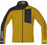 Gore Running Wear Veste Fusion WindStopper Active Shell M