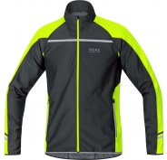 Gore Running Wear Veste Mythos 2.0 WindStopper Soft Shell Zip Off M