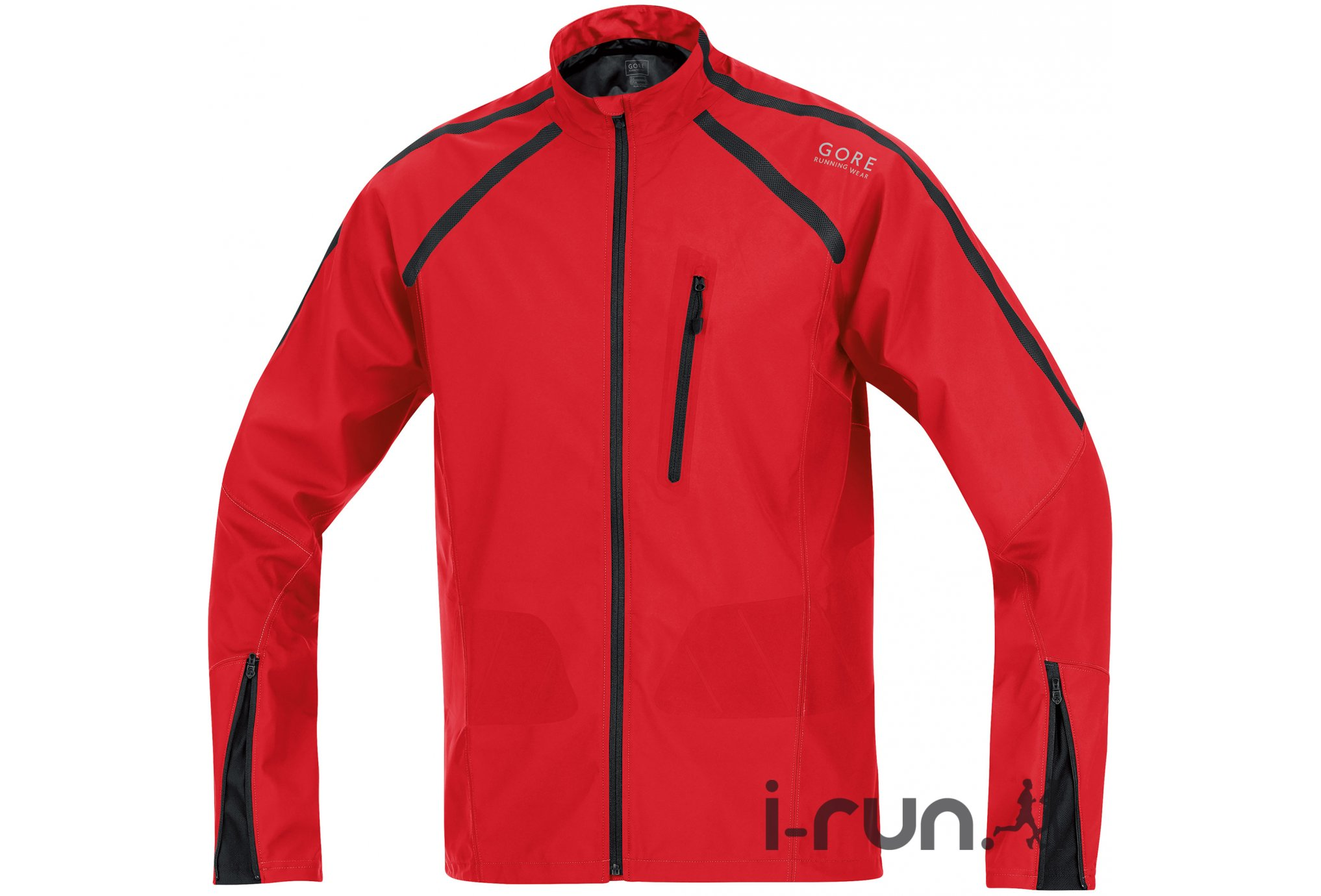 Gore Running Wear Veste X-Running AS Windstopper M Di�t�tique V�tements homme