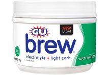 GU Boisson Brew Electrolyte + Glucide - Pastèque