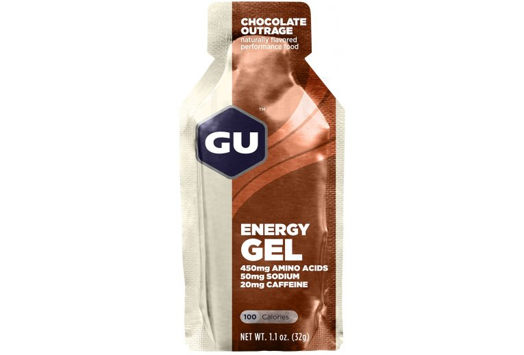 GU Gel Energy - Chocolat intense