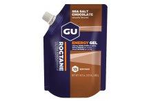 GU Recharge 15 doses Gel Roctane - Chocolat Fleur de Sel
