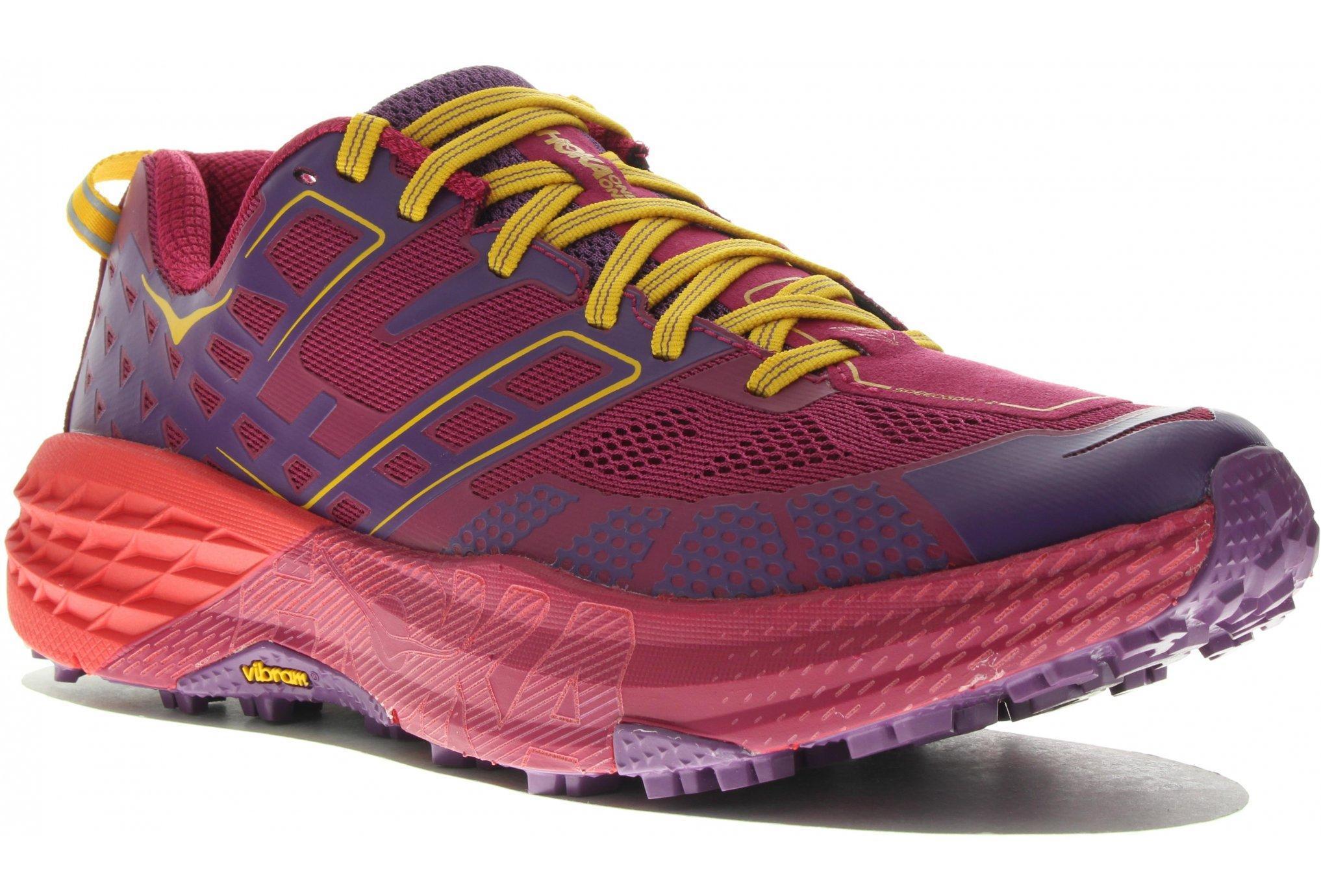 Hoka One One SpeedGoat 2 W Chaussures running femme