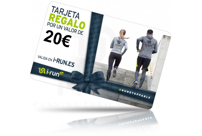 i-run.es Carte Cadeau 20