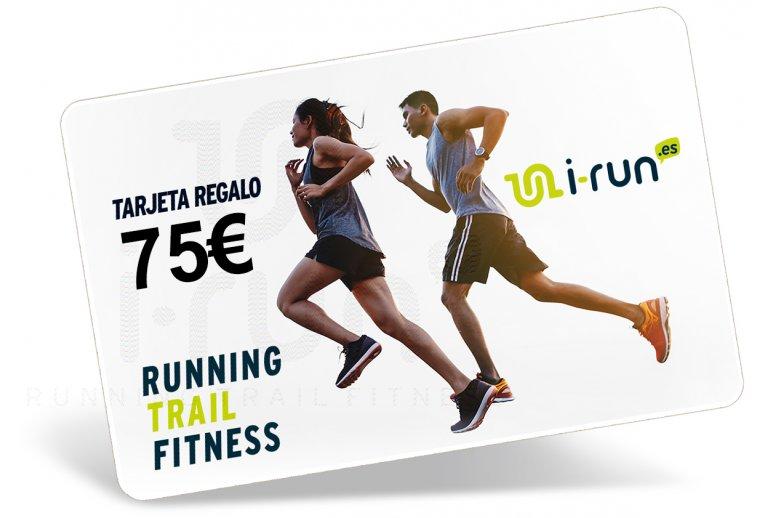 i-run.es Carte Cadeau 75