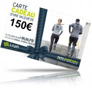 i-run.fr Carte Cadeau 150
