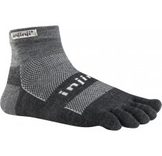 Injinji Chaussettes Outdoor Midweight Mini-Crew