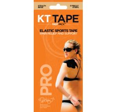 KT Tape Fast Pack 3 bandes Synthetic Pro beige