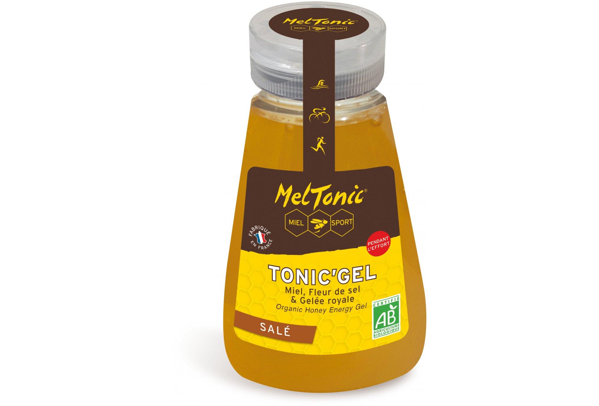 MelTonic Recharge Eco Tonic'Gel Salé Bio Diététique Gels
