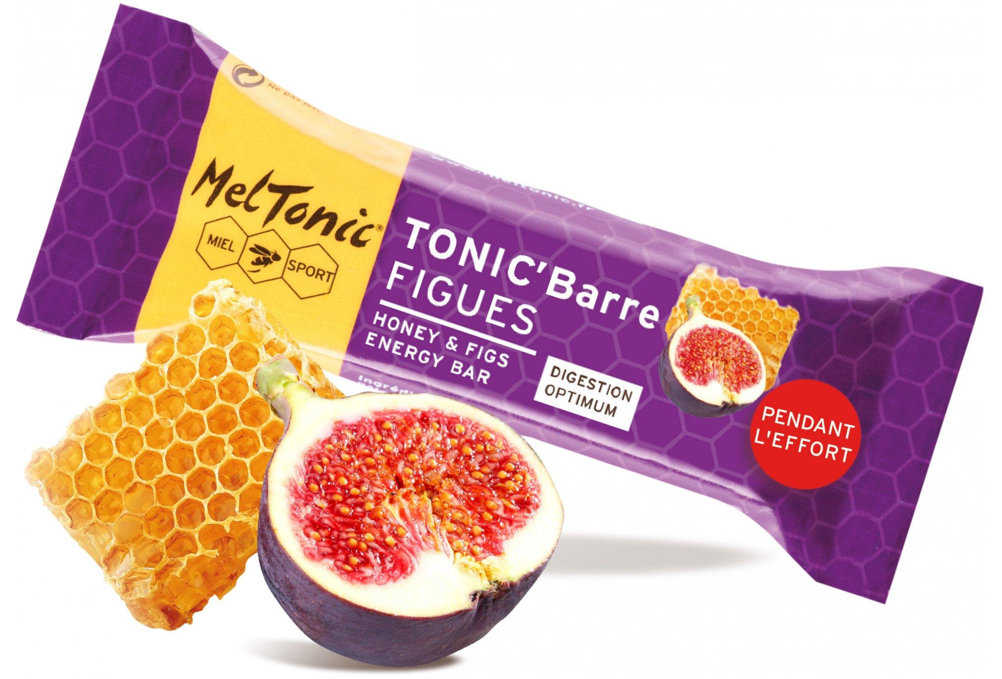MelTonic Tonic'Barre - Figues Miel Diététique Barres