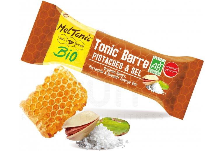 MelTonic Tonic'Barre BIO - Pistache Fleur de Sel