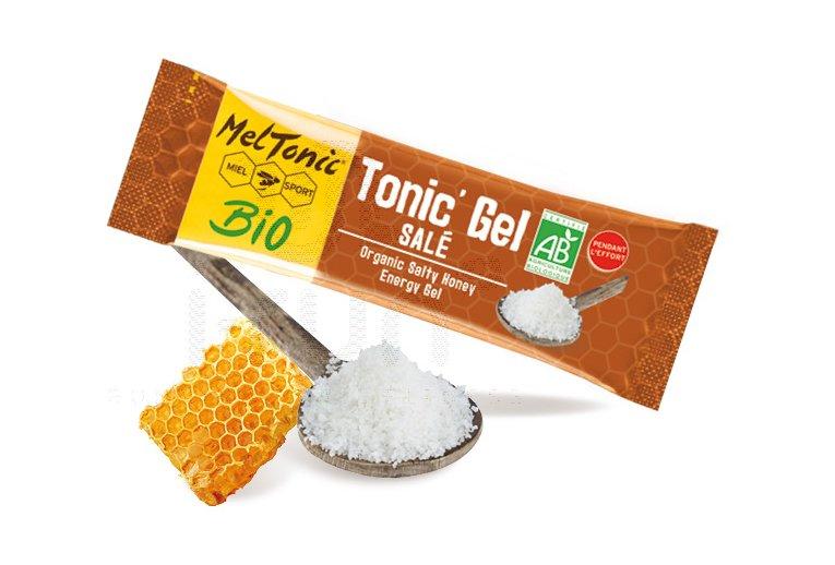 MelTonic Tonic'Gel Salé BIO - Miel Fleur de Sel Gelée Royale