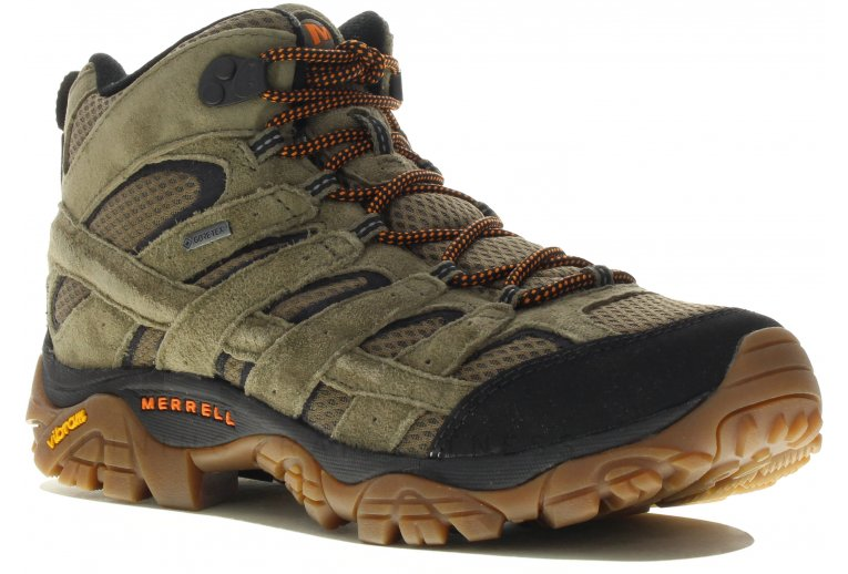 Merrell  MOAB 2 Leather Mid Gore-Tex M
