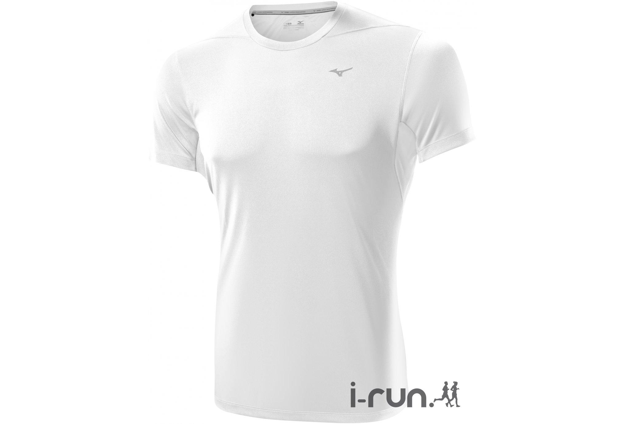 Mizuno Tee-shirt DryLite Core M vêtement running homme