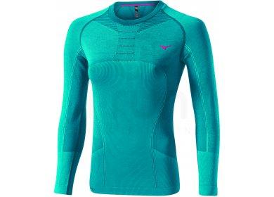 Mizuno Tee-Shirt Tubular Heat Knit W