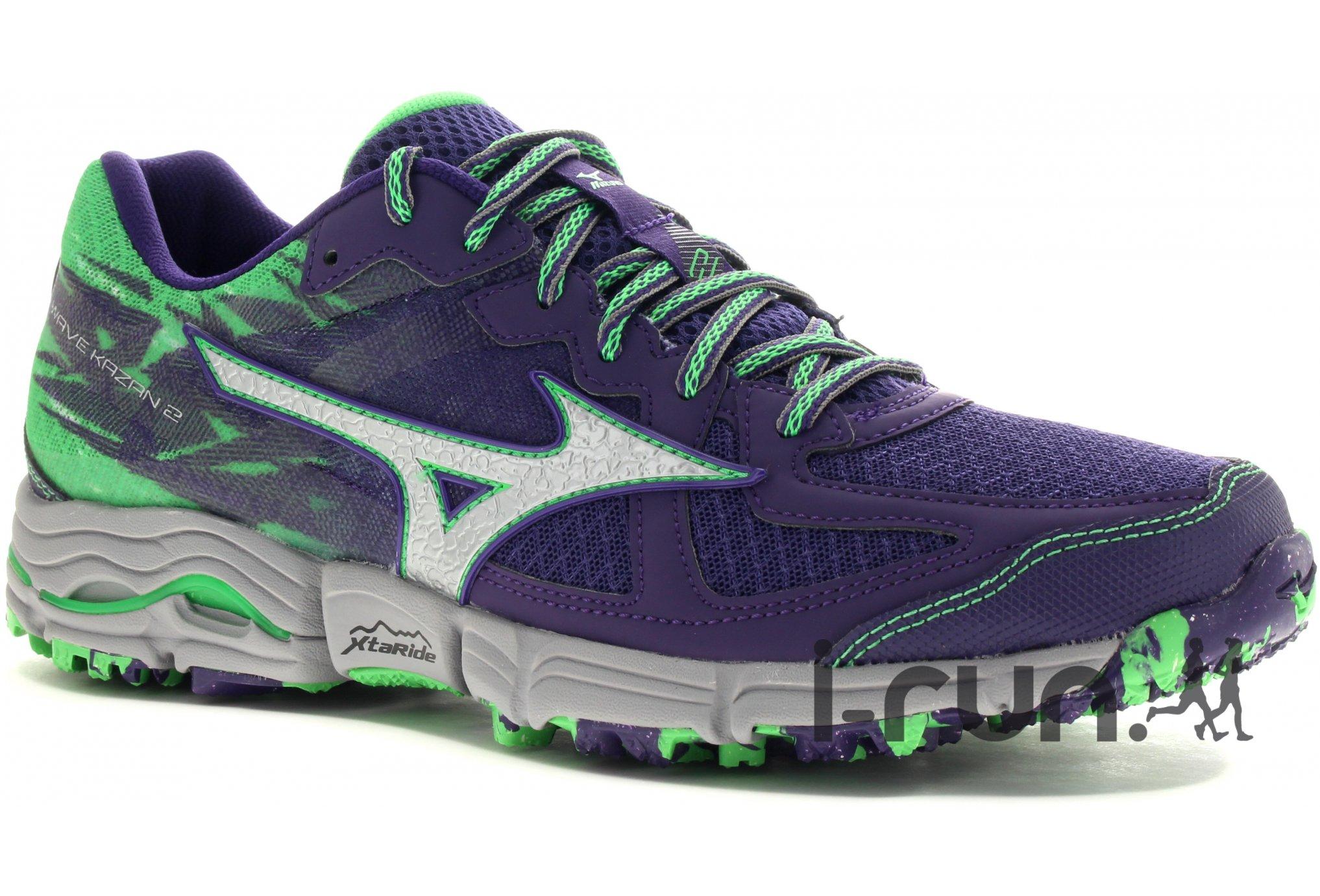 Mizuno Wave Kazan 2 W Chaussures running femme
