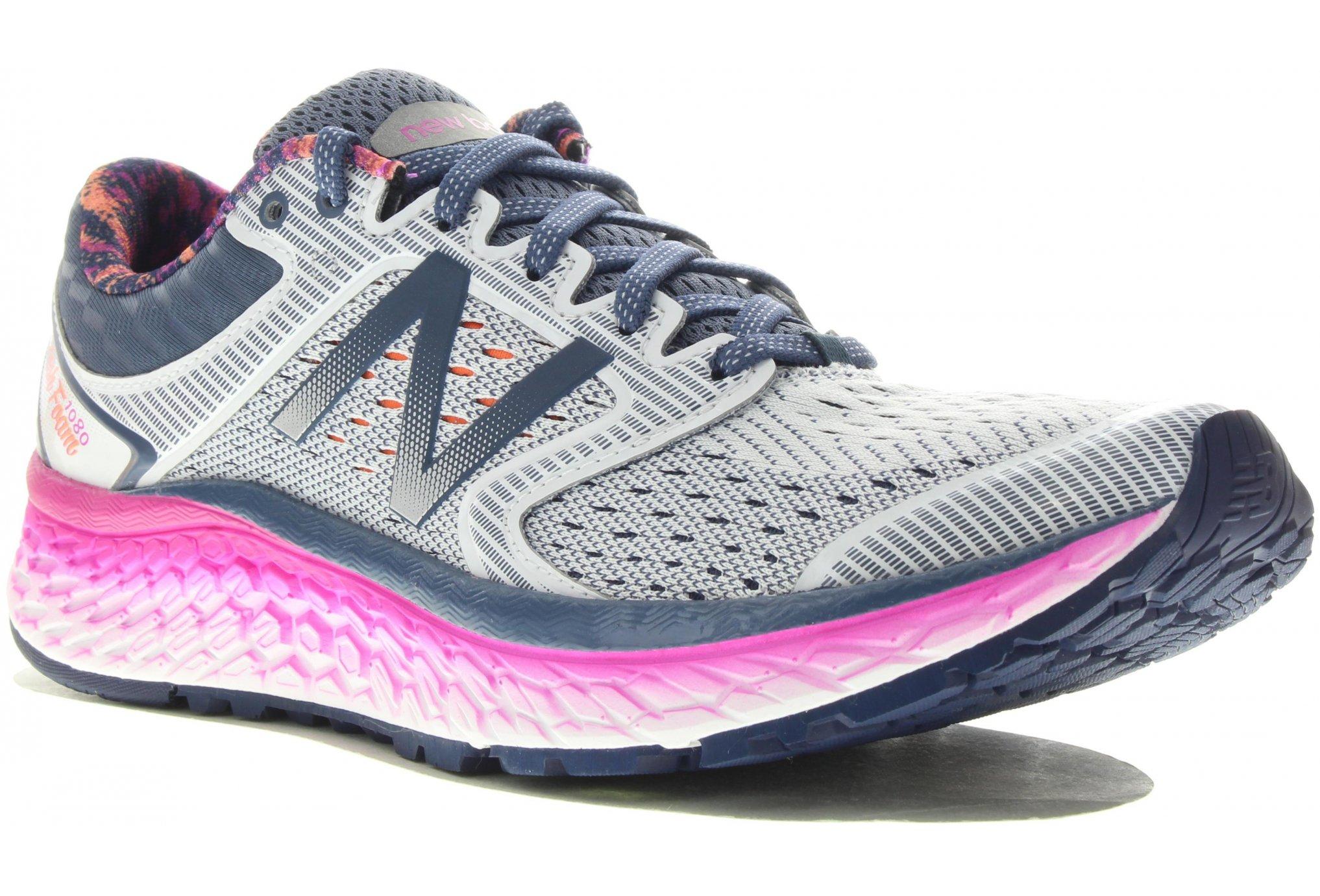 finest selection c7d8f 2098c New Balance Fresh Foam W 1080 V7 - B Chaussures running femme