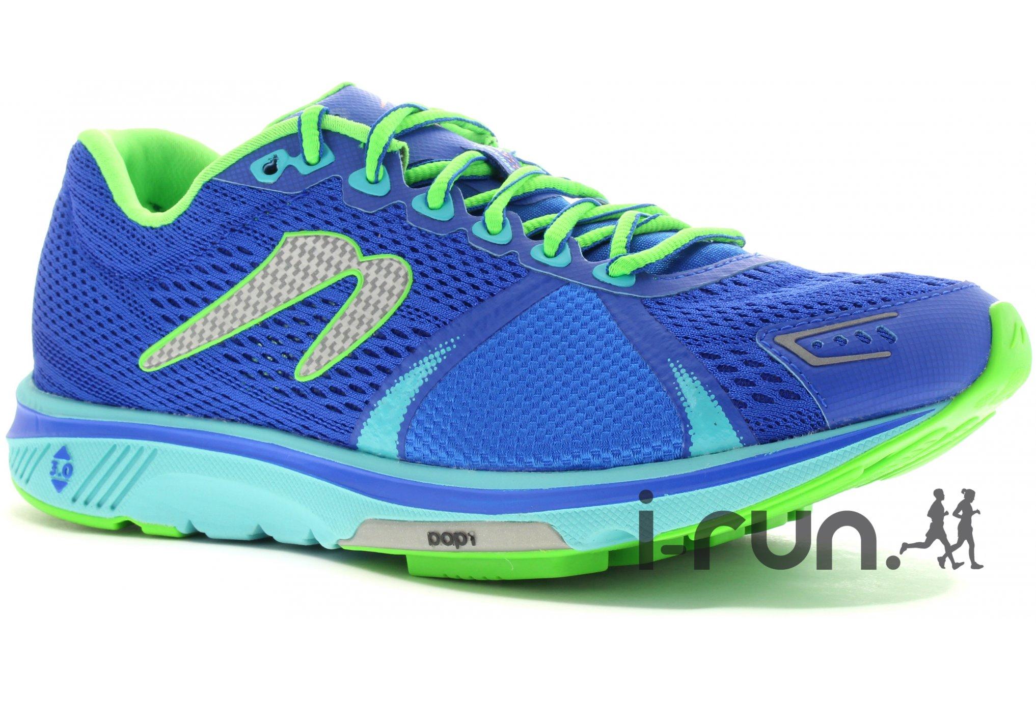 Newton running Gravity V W Diététique Chaussures femme