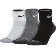 Nike 3 paires Dry Lightweight Quarter