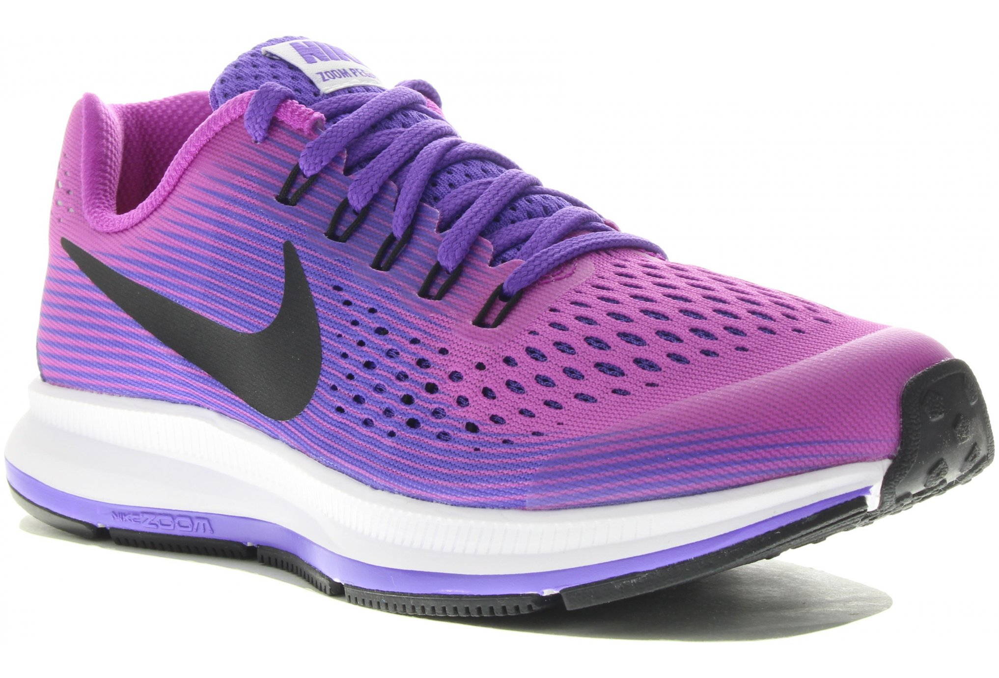 Nike Air Zoom Pegasus 34 GS Chaussures running femme