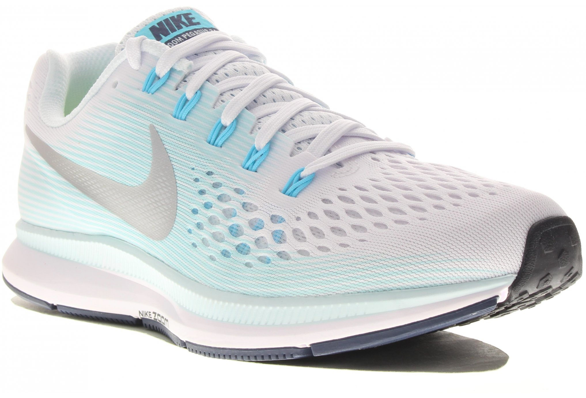 chaussures de séparation bee92 e2585 Resathlon - Nike Air Zoom Pegasus 34 W Chaussures running femme
