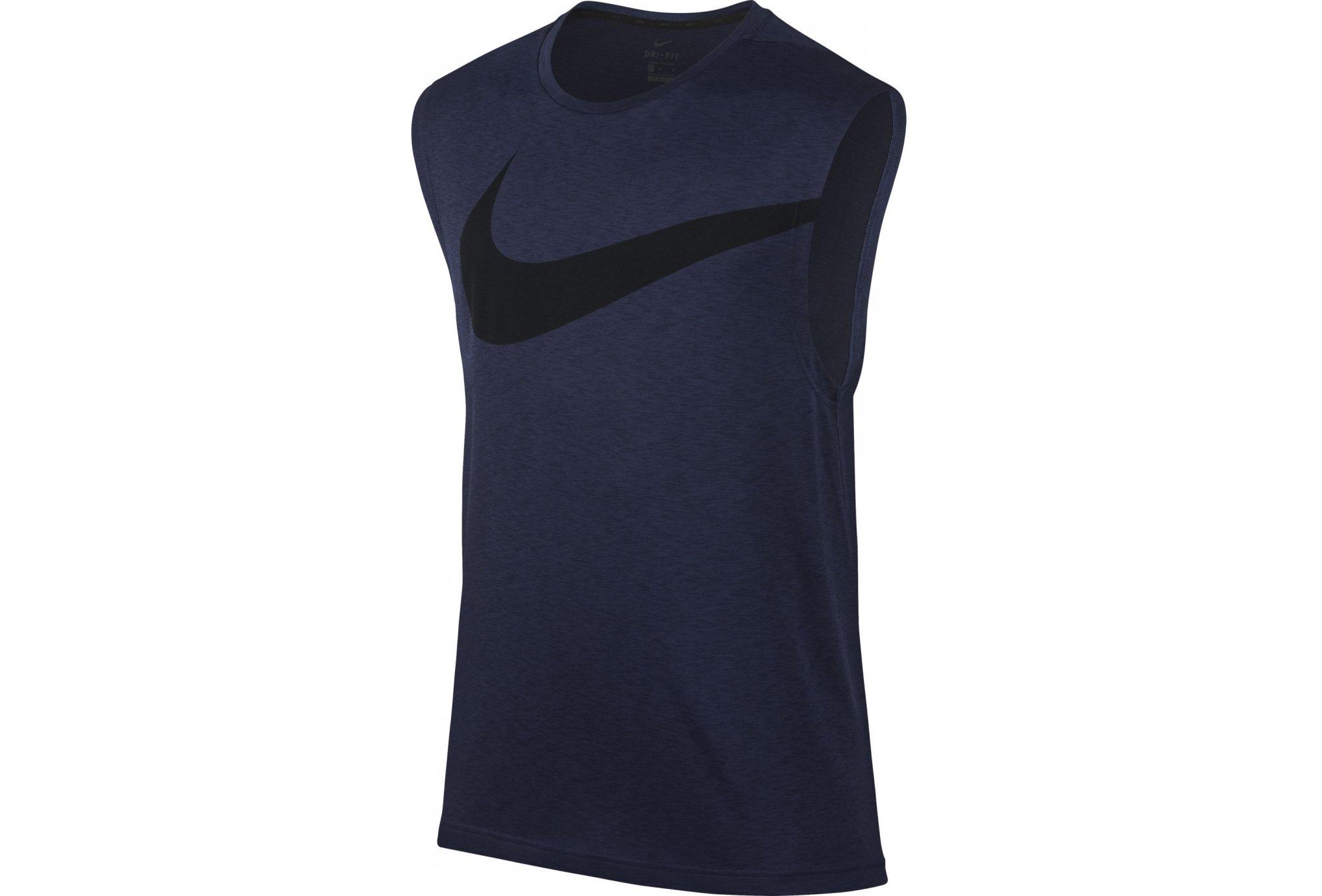 Nike Breathe Training M vêtement running homme