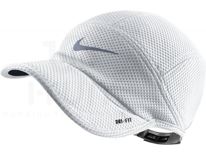 Casquette Nike Blanche Femme