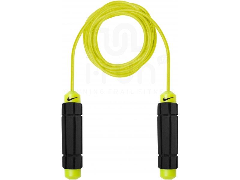 nike corde sauter de vitesse speed rope 2 0 pas cher accessoires running training en promo. Black Bedroom Furniture Sets. Home Design Ideas