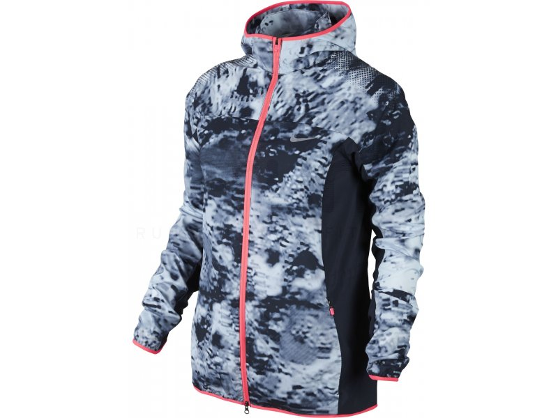 nike coupe vent trail kiger printed w pas cher v tements femme running vestes coupes vent en. Black Bedroom Furniture Sets. Home Design Ideas