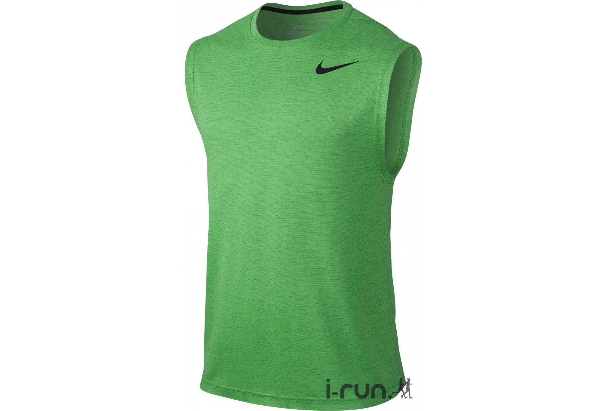 Nike Débardeur Dry Training M Diététique Vêtements homme