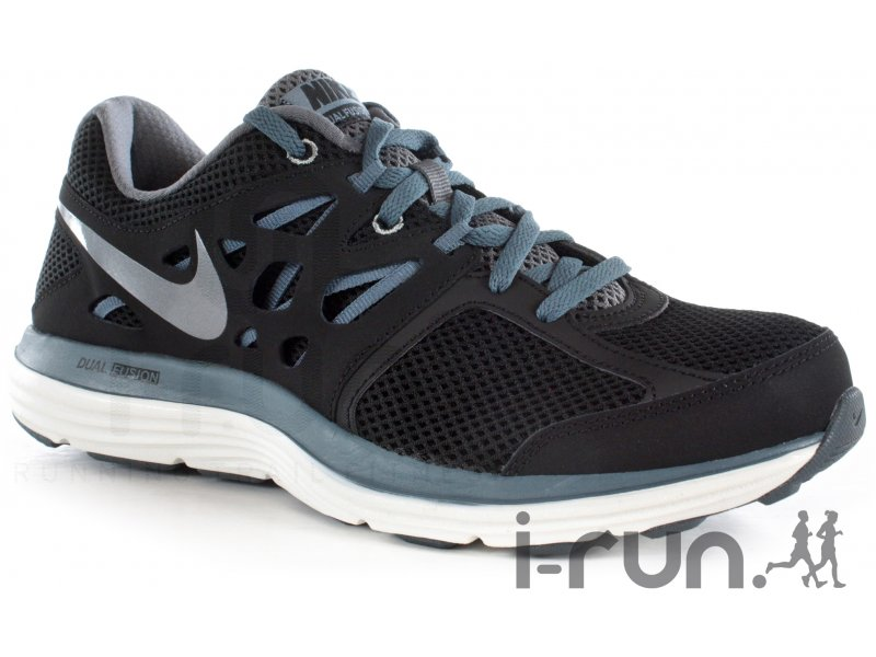 nike dual fusion lite m pas cher chaussures homme running route chemin en promo. Black Bedroom Furniture Sets. Home Design Ideas