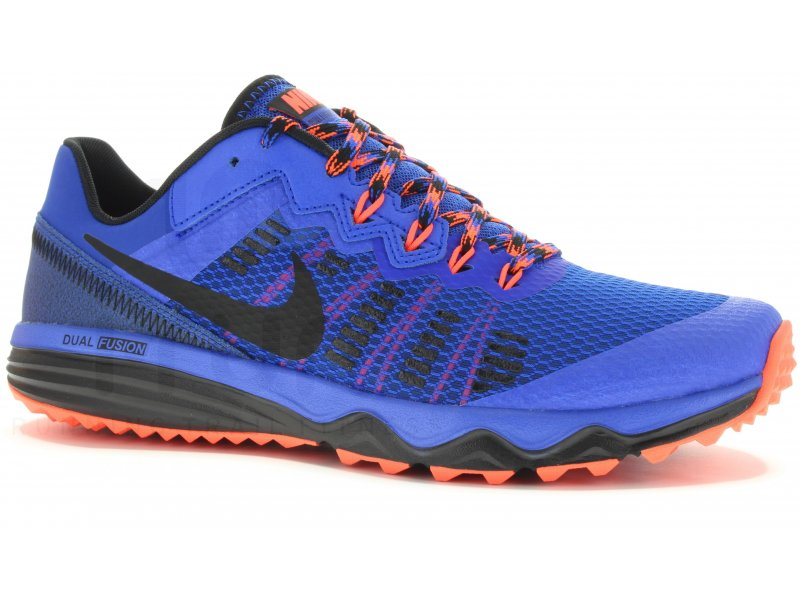 Nike dual fusion trail 2 m pas cher chaussures homme for 1 2 3 fusion