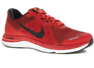 nike chaussures de running dual fusion x homme