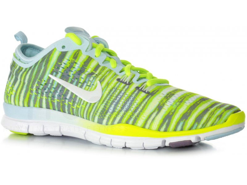 new product d3cac b3eba nike free 5 0 tr fit 4 print w chaussures running femme 70883 1 fb