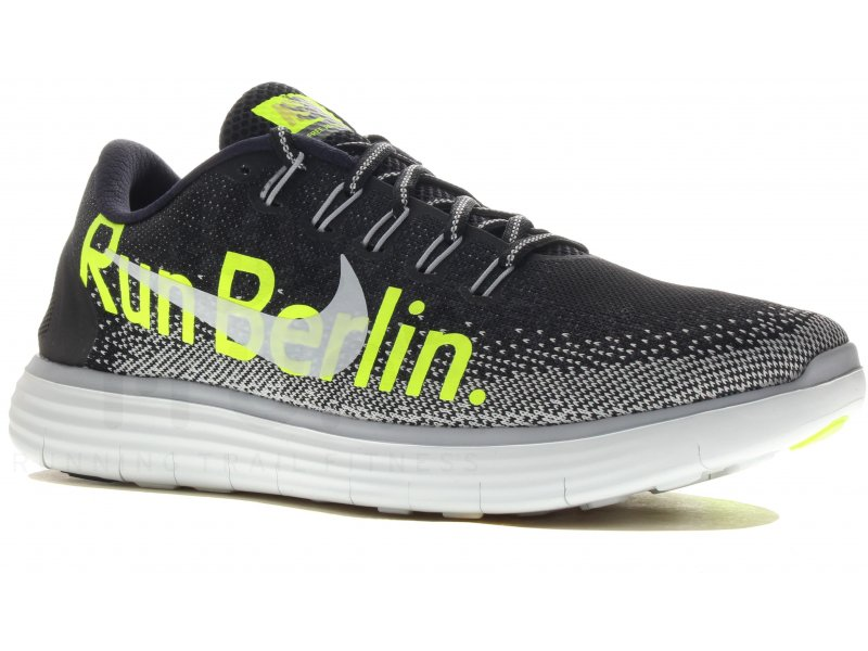 Nike Free RN Distance M pas cher - Destockage running Chaussures homme en  promo
