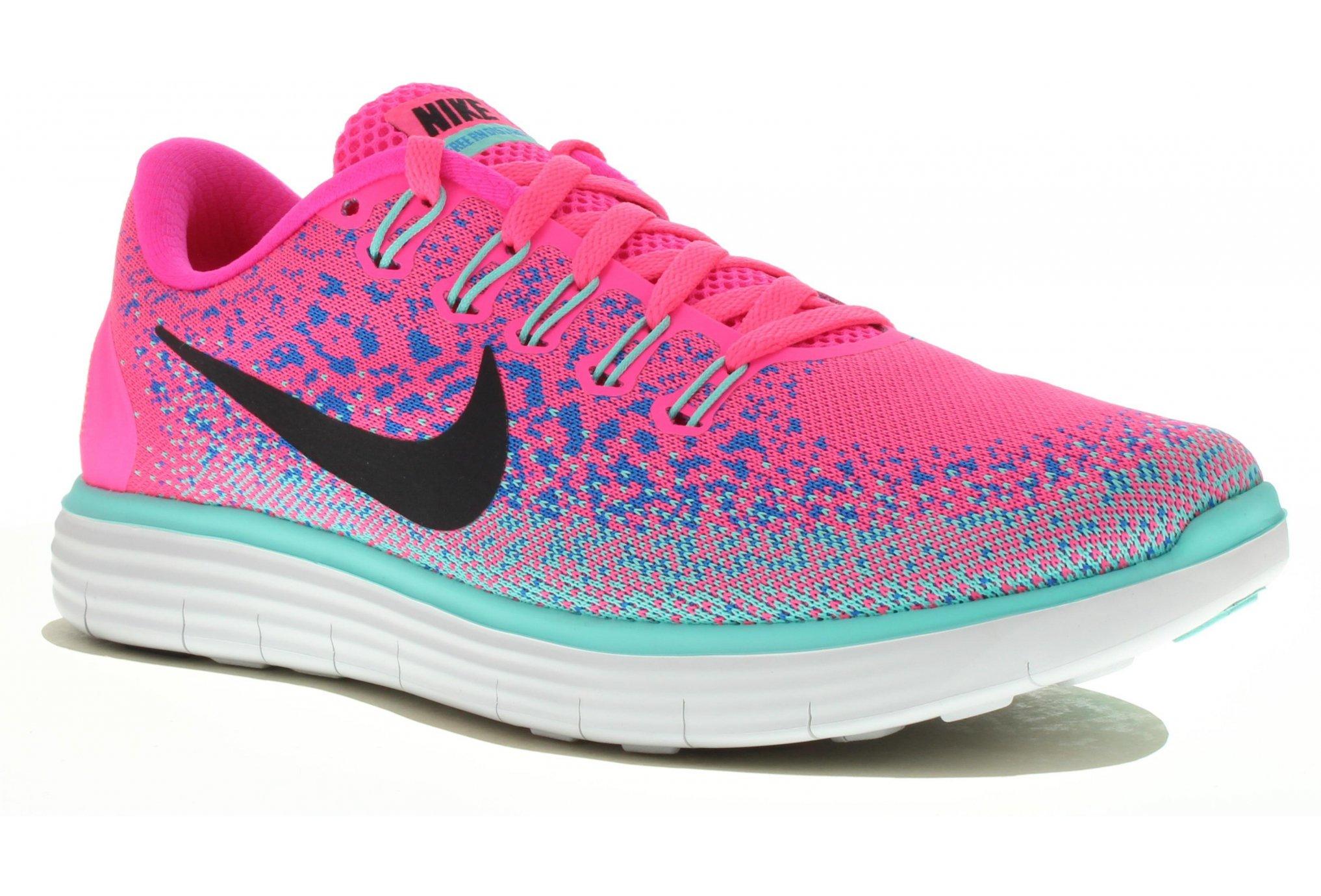 Nike Free RN Distance W Diététique Chaussures femme