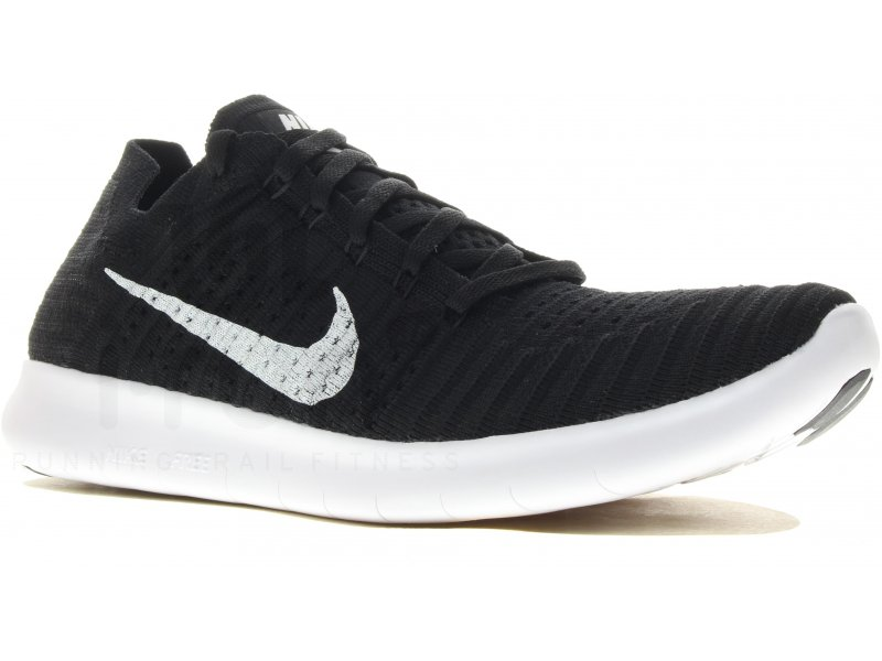 Nike Free Rn Flyknit Homme Pas Cher