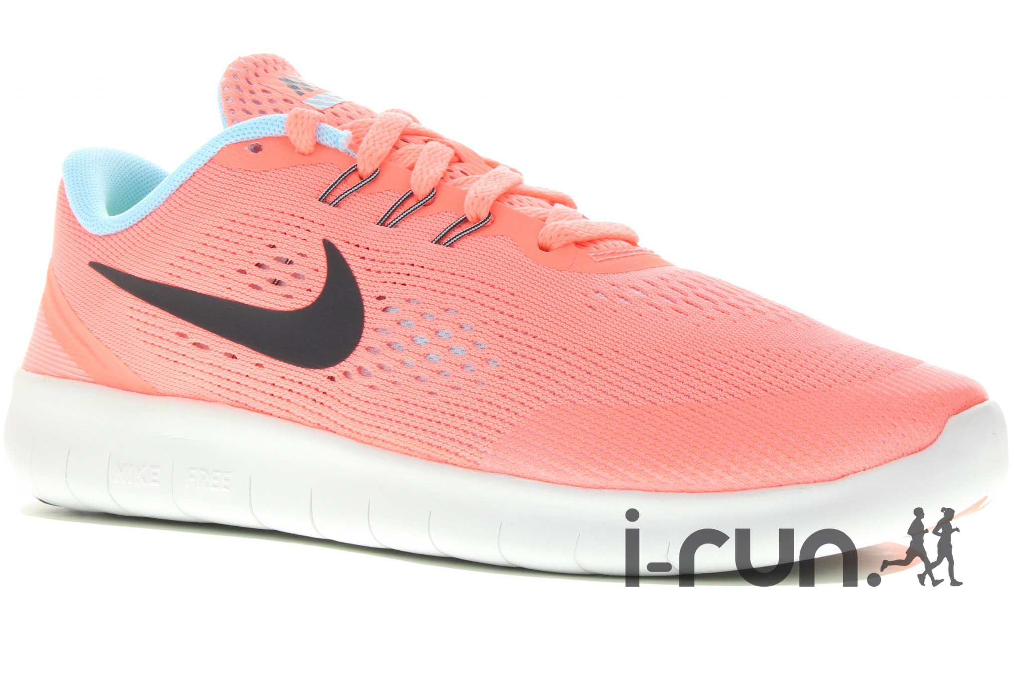 new styles 192ae 3f9d3 nike free run saumon