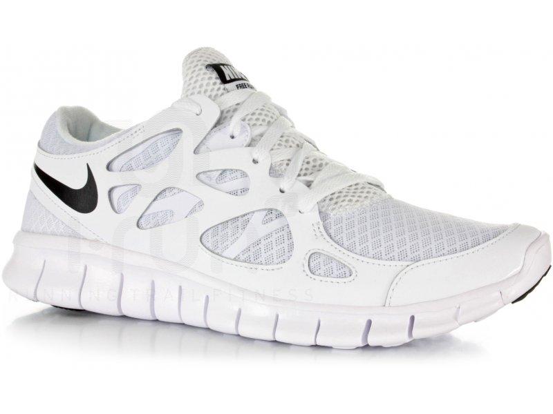 Nike Free Run 2 Blanche
