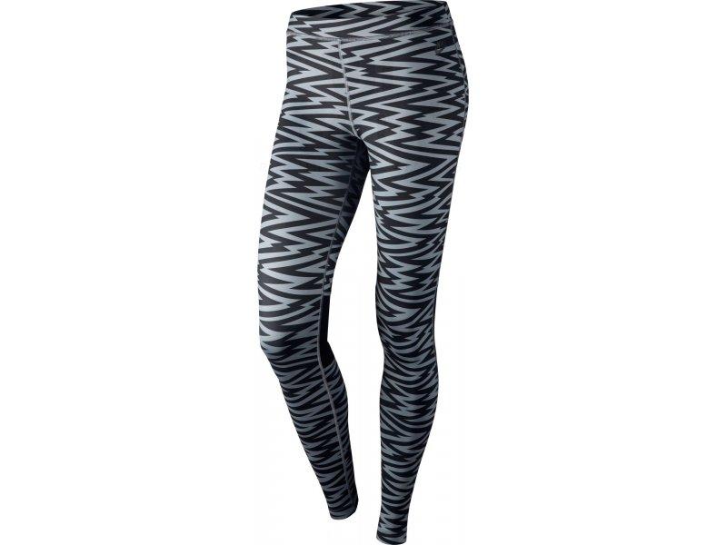 nike legging allover print w pas cher v tements femme running collants pantalons en promo. Black Bedroom Furniture Sets. Home Design Ideas
