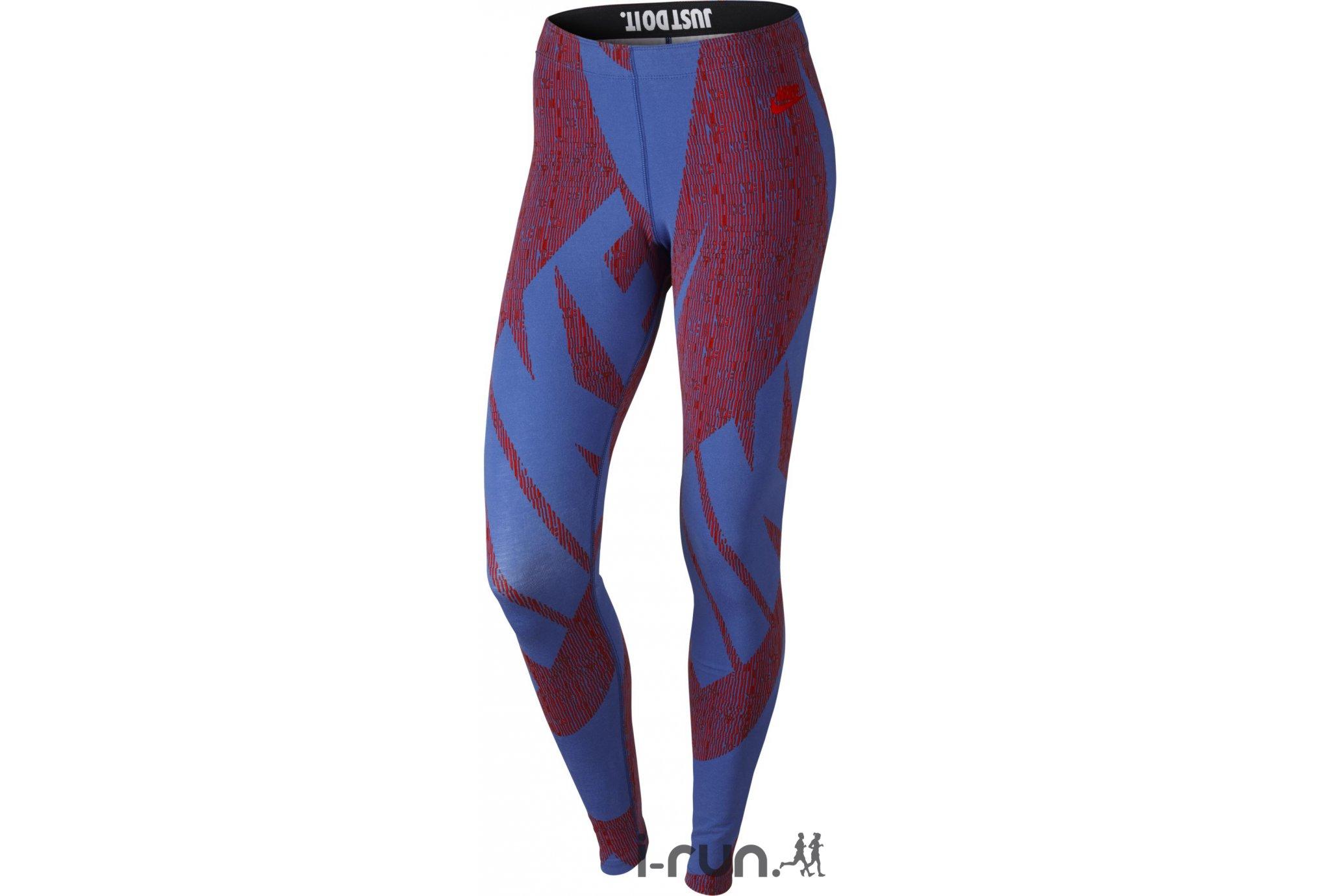Nike Legging Leg-A-See Printed W vêtement running femme