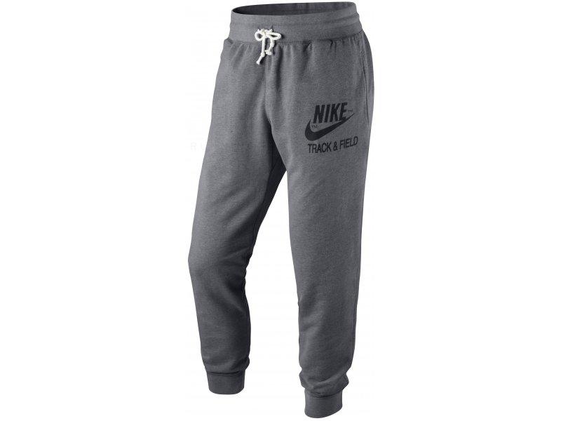 nike pantalon track field vintage m v tements homme running collants pantalons nike. Black Bedroom Furniture Sets. Home Design Ideas