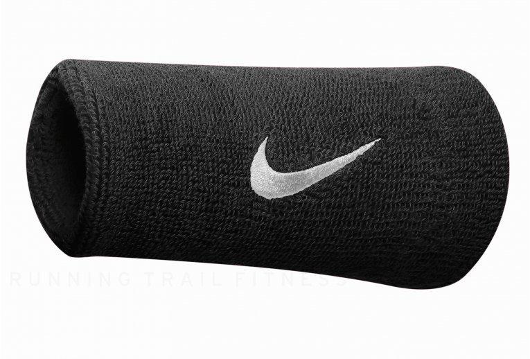 Nike Muñequera Swoosh doble