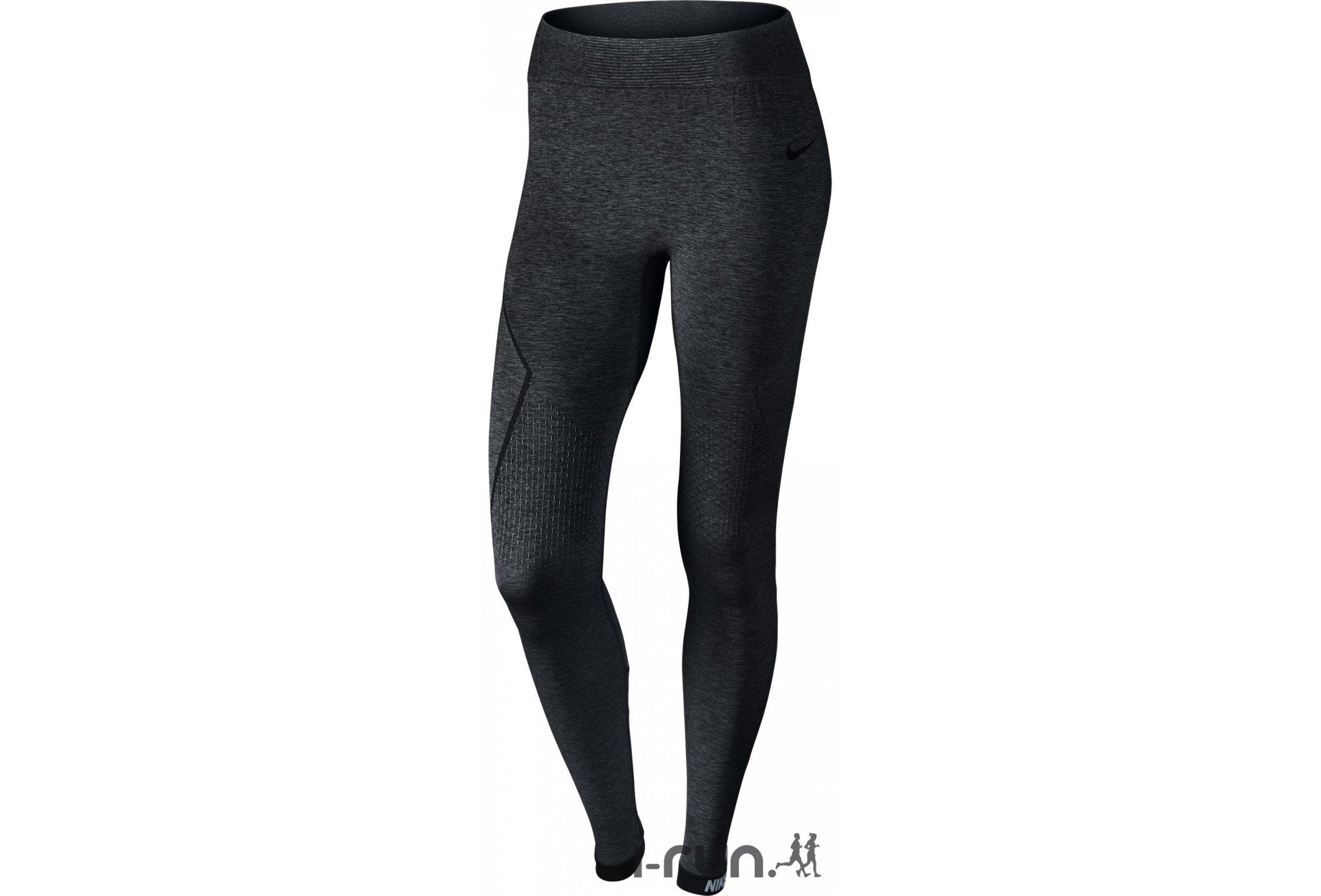 Nike Pro Collant Hyperwarm Limitless W vêtement running femme